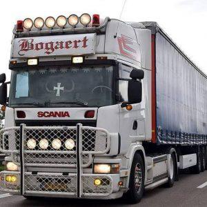 Passar Scania 4 serie
