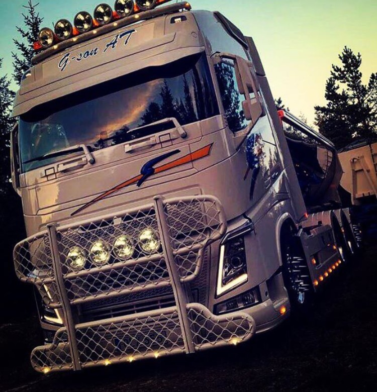 Passar till Volvo