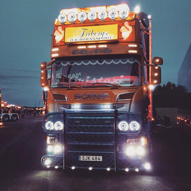 Fribergs Scania R serie