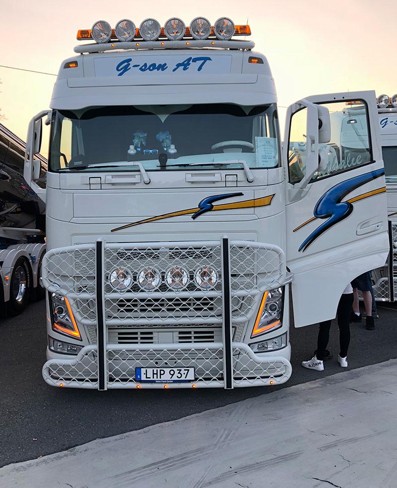 1400 bort pa volvo lastvagnar