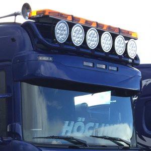 Takbåge passar Scania
