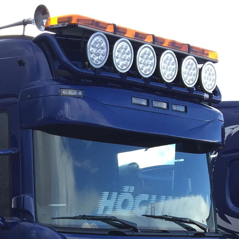 Takbågar som passar till Scania