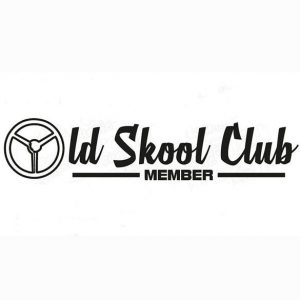 Old Skool Club Member