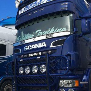 Passar Scania R