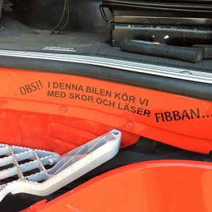 """Dekal """"Fibban"""""""