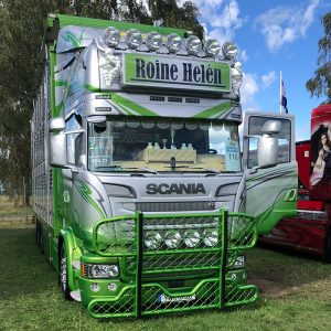 Passar Scania R serie